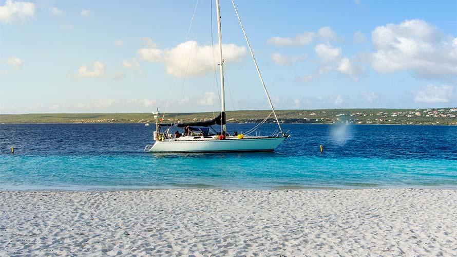 Bock auf Meer segeln in Bonair