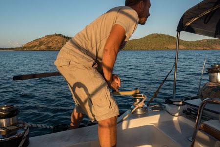 Cruising-Abenteuer Madagaskar