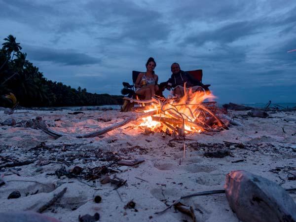 Segeltraum in Chagos