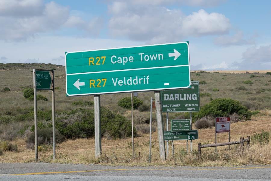 Von Kapstadt bis in die Karibik